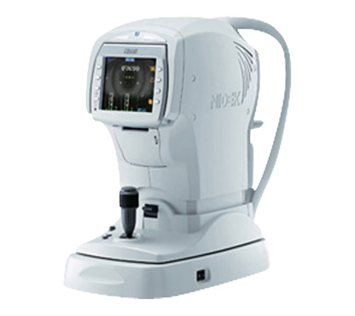 Noncontact Tonometer with Pachymeter NT 530p - Nidek, Japan
