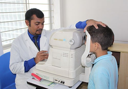 School Sight Testing Program