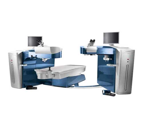 Excimer Laser - Wavelight® - Alcon, USA