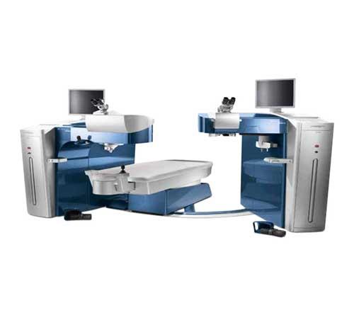Excimer Laser - Wavelight® - Alcon, USA
